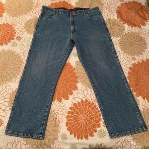 Wrangler Men's Jeans Regular Fit 40 x 29